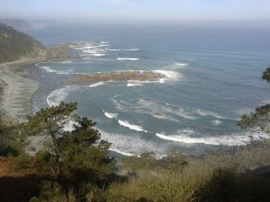 Senda costera Aguilar